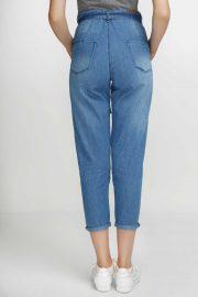 Harem-Jeans-Deep-Sky-Blue-(back)