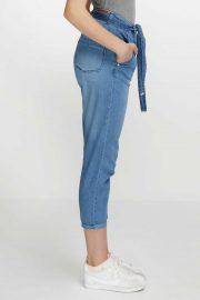 Harem-Jeans-Deep-Sky-Blue-(side)