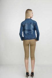Stretchy-Denim-Jacket-Indigo-(back)