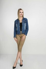 Stretchy-Denim-Jacket-Indigo-(front)