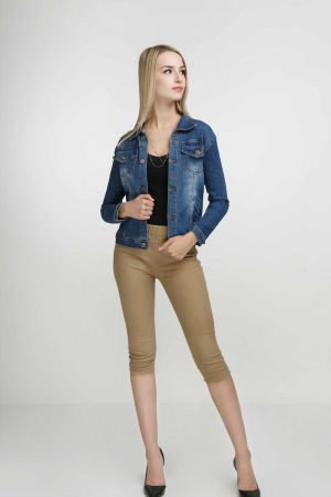 Stretchy-Denim-Jacket-Indigo-(pose)