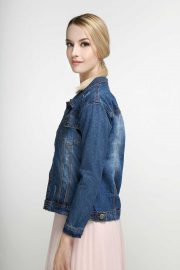 Windy-Denim-Jacket-Indigo-(side)